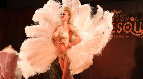 LBF ALL STARS, LONDON BURLESQUE FESTIVAL 2015