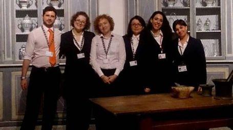 """I """"ragazzi"""" che lavorano a Palazzo Pretorio"""