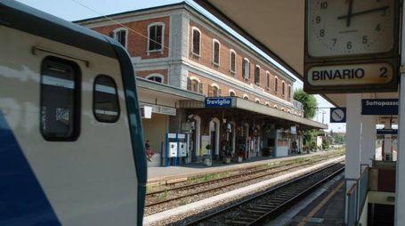 La stazione ferroviaria di Treviglio