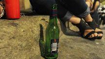 Alcol in centro