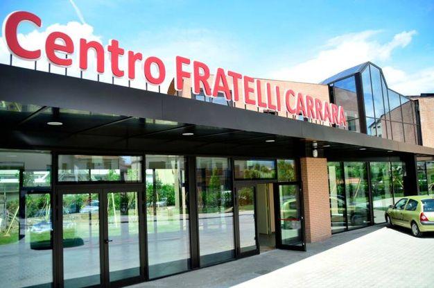 Il centro 'Fratelli Carrara' (Foto Quartieri)