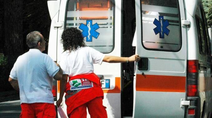 Ambulanza (Foto archivio)