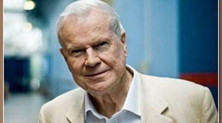 Il Premio Nobel per la letteratura Kjell Espmark a Camaiore