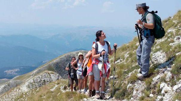 Escursione sui Monti Sibillini