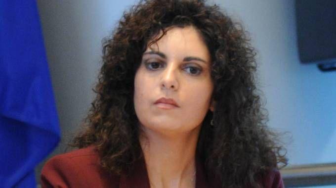L'assessore alle Culture e Identità, Cristina Cappellini