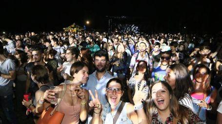 Il pubblico del Beat. Foto Gianni Nucci/Fotocronache Germogli