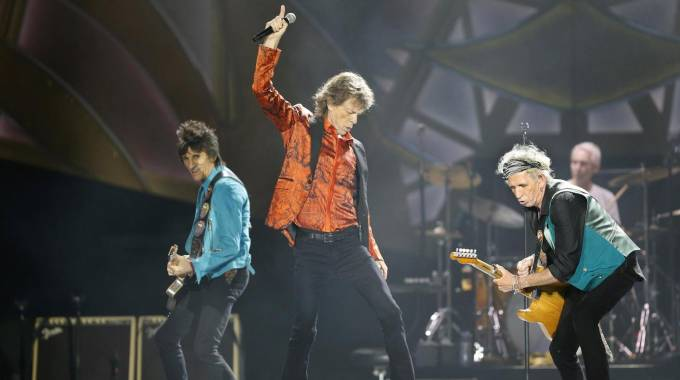 Rolling Stones (Ansa)