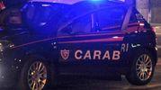 Sul posto carabinieri e polizia
