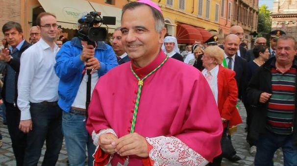 L'arcivescovo di Modena Erio Castellucci (FotoFiocchi)