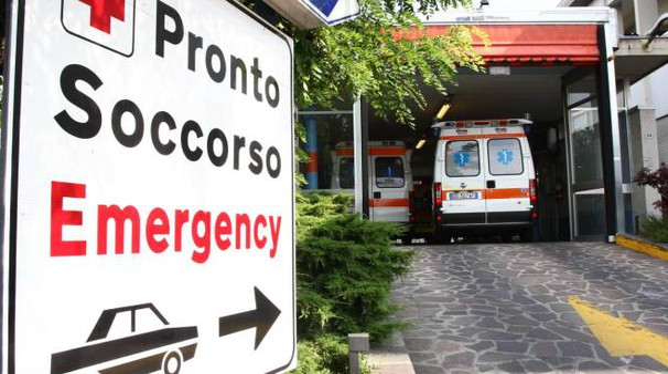 L'ospedale di Desenzano sul Garda