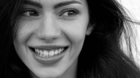 L'attrice Lavinia Longhi, protagonista nel film 'La leggenda di Bob Wind'