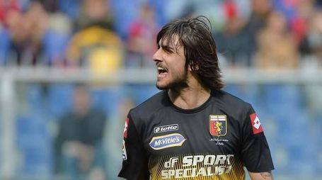 Genoa, torna Perin, gioca intero match (foto Ansa)