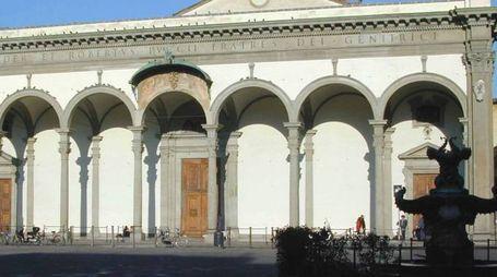 La basilica della Santissima Annunziata