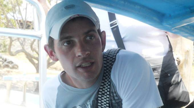 ANGOSCIA La sorte  di Samuele Corbetta  sta tenendo  in apprensione  i genitori, certi della sua innocenza L'ambasciatore italiano  in Guatemala  ha avuto assicurazioni  sul trattamento rispettoso  in carcere