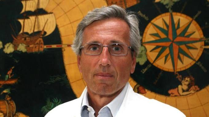 Giacomo Faldella, primario della Neonatologia del policlinico Sant'Orsola di Bologna