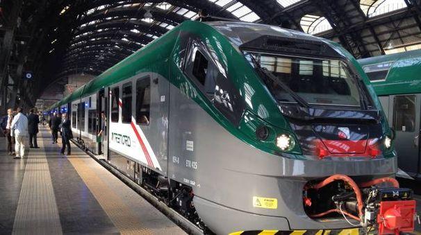 I nuovi treni Coradia