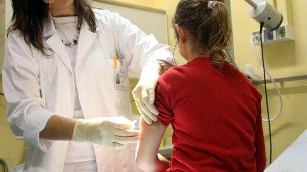 Vaccino (Foto di repertorio Newpress)