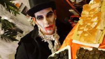 Mostri, zombie e vampiri in giro ad Halloween
