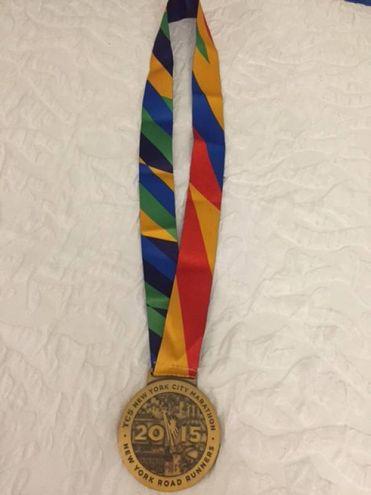 Maratona finita: ecco il premio
