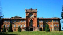 Il castello di Sammezzano (Antonio Degl'Innocenti)