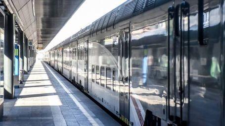 Un treno pendolari