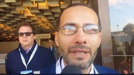 L'imam della Comunità islamica di Firenze, Izzeddin Elzir