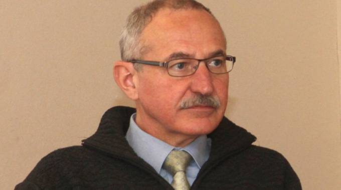 Il preside Marco Parma (Mdf)