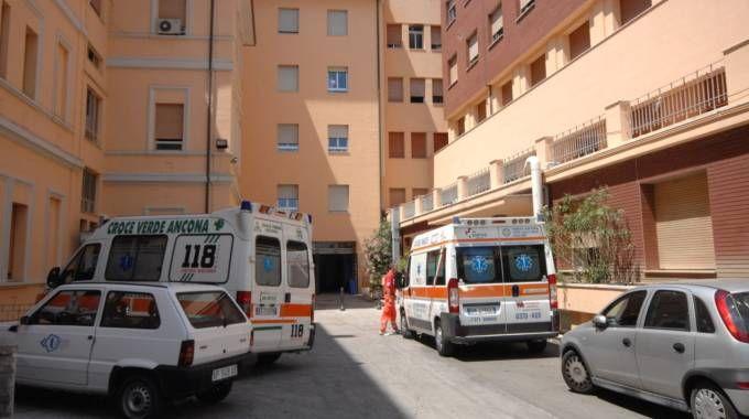 L'ospedale Salesi