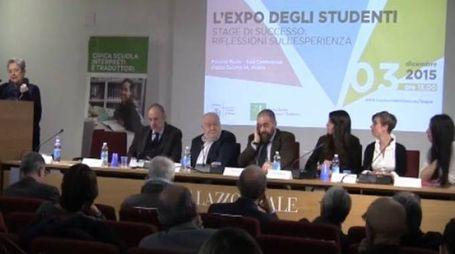 L'Expo degli studenti