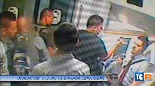 Aggressione sul treno a Villapizzone