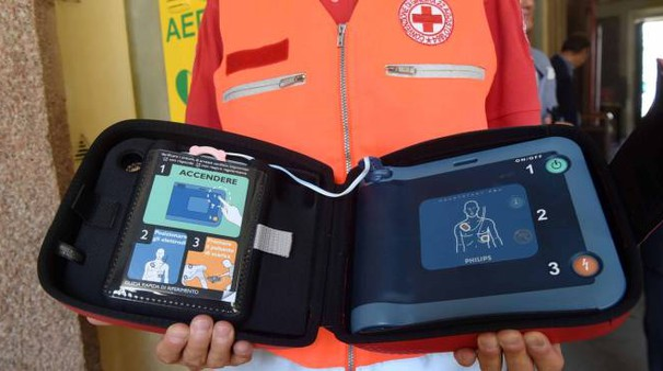 Un defibrillatore