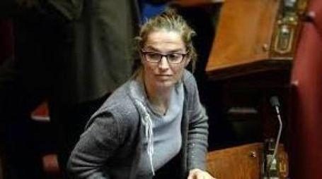 La senatrice del M5S Serenella Fucksia, giunta a Tolentino anche lo scorso anno per un convegno sulla ludopatia