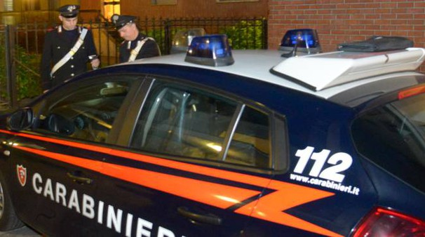 Carabinieri (Foto di repertorio Cavalleri)
