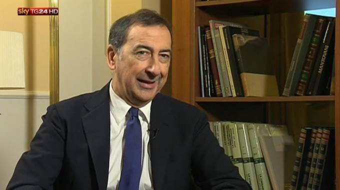 Giuseppe Sala (Ansa)