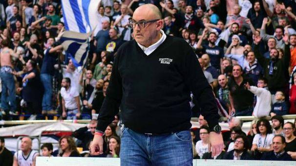 Boniciolli, coach della Fortitudo