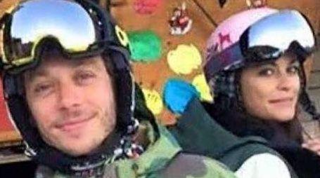 Valentino Rossi e Linda Morselli dal profilo Facebook 'Valentino Rossi y Linda Morselli'