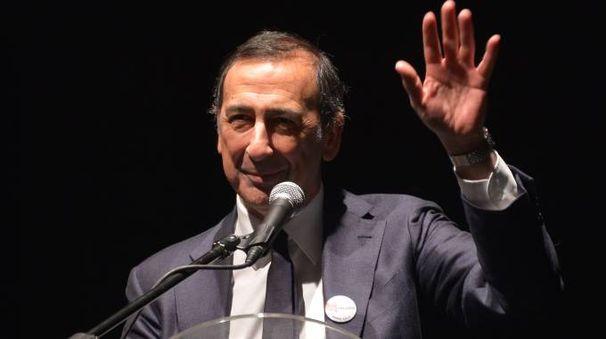 Giuseppe Sala al Teatro Elfo Puccini