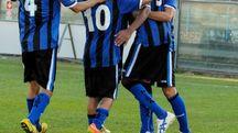 Pisa-Teramo 3-1 all'arena Garibaldi (foto Salvini)