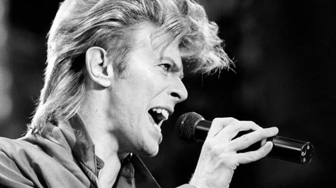 David Bowie (LaPresse)
