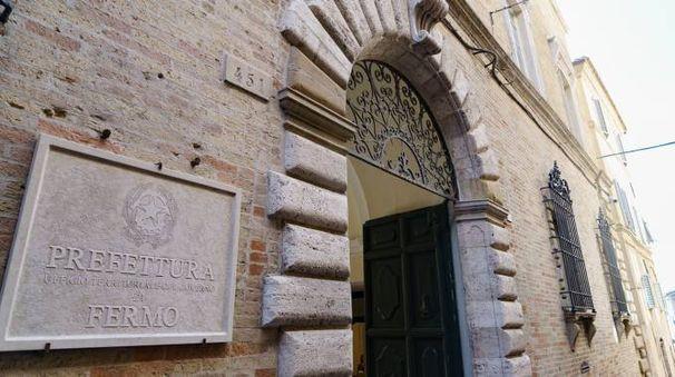 La Prefettura di Fermo (Foto Zeppilli)