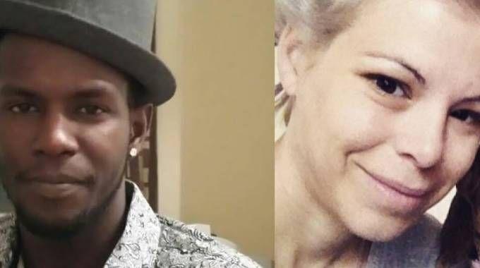 Cheik Tidiane Diaw, il killer di Ashley, e la giovane statunitense uccisa