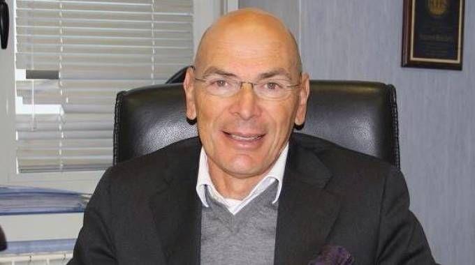 Il dottor Francesco Menichetti