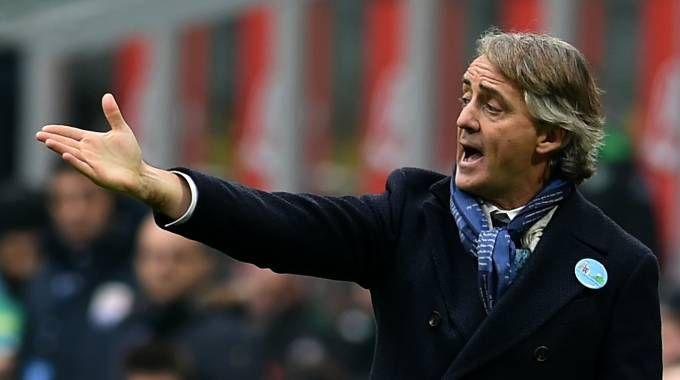 Roberto Mancini (AFP)