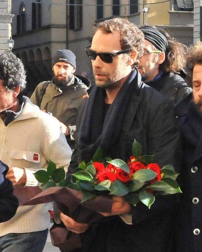 Il fidanzato di Ashley, Federico Fiorentini (Umberto Visintini/NewPressPhoto)