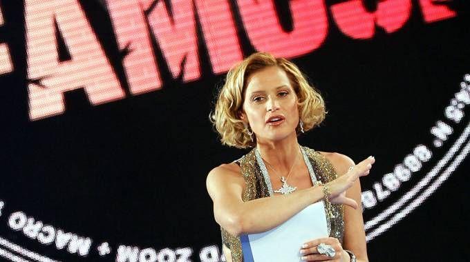 Simona Ventura (Ansa)