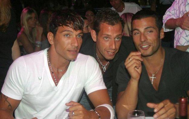 Da sinistra: Costantino Vitagliano, Matteo Cambi e Daniele Interrante (Foto Fiocchi)