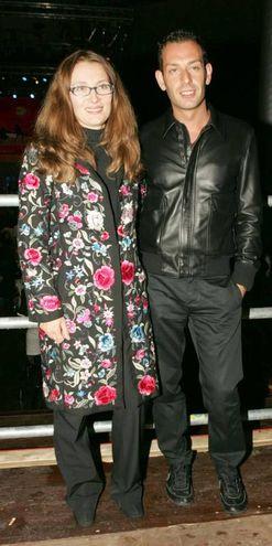 Con Nicoletta Mantovani (Foto Fiocchi)
