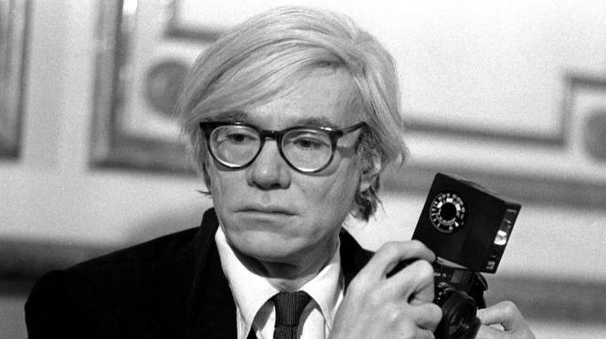 Andy Warhol (Ansa)