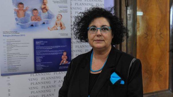 Bologna, la professoressa Eleonora Porcu (FotoSchicchi)