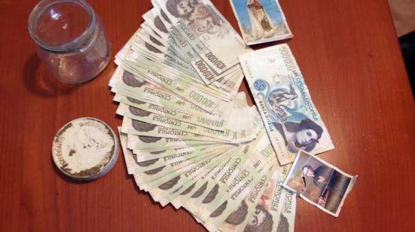 Il soldi ritrovati